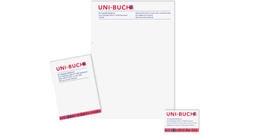Geschäftsaustattung Uni-Buch